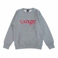 "★30%OFF★ range ""BANDANA ADDICT CREW SWEAT"" (Gray)"
