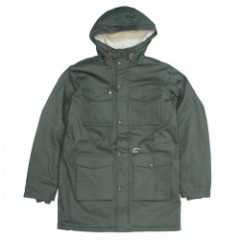 "★30%OFF★ OBEY ジャケット ""HELLER Ⅱ JACKET"" (Army)"