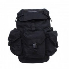 "seedleSs リュック ""NEW HATTAN POCKET BACKPACK"" (Black)"
