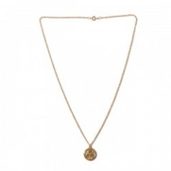 "Deviluse ネックレス ""COIN NECKLACE"" (Gold)"