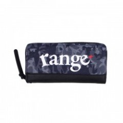 "range 財布 ""RANGE LONG CAMO WALLET"" (Blue Camo)"