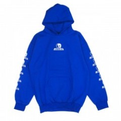 "SKULL SKATES ロゴパーカ ""LOGO HOOD SWEAT"" (Royal Blue)"