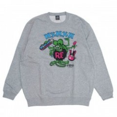 "RATFINK x MxMXM ""MAGICAL MOSH RATFINK SWEAT"" (Gray)"