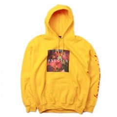 "AFFECTER パーカ ""OIL HOODIE"" (Gold)"