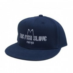 "redrope キャップ ""THE FISH SLAVE SNAPBACK CAP"" (Navy)"