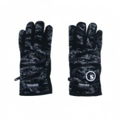 "seedleSs 手袋 ""SD THISULATE GLOVE"" (Gray Camo)"