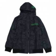 "seedleSs ジャケット ""SD ORIGINAL BOA MOUNTAIN JKT"" (Black Camo)"
