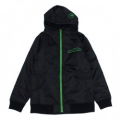 "seedleSs ジャケット ""SD ORIGINAL BOA MOUNTAIN JKT"" (Black)"