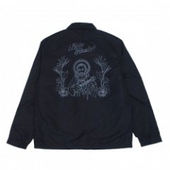 "RADIALL コーチジャケット ""RICO WINDBREAKER JACKET"" (Black)"
