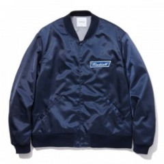 "RADIALL ジャケット ""ATOMIC LADY AWARD JACKET"" (Navy)"