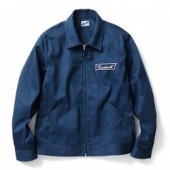 "RADIALL ジャケット ""CVS WORK JACKET"" (Navy)"
