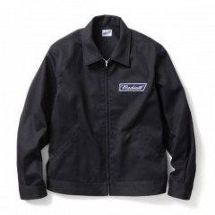 "RADIALL ジャケット ""CVS WORK JACKET"" (Black)"
