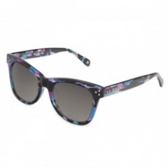"★50%OFF★ BLACKFLYS サングラス ""FLY DAISY"" (Violet Tortoise / Light Blue) WOMEN"