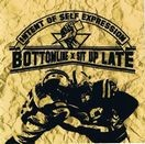 "BOTTOMLINE x SIT UP LATE SPLIT CD  ""INTENT OF SELF"