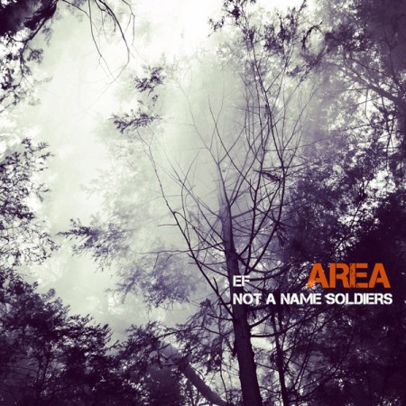 "NOT A NAME SOLDIERS×EF ""AREA"" SPLIT CD"