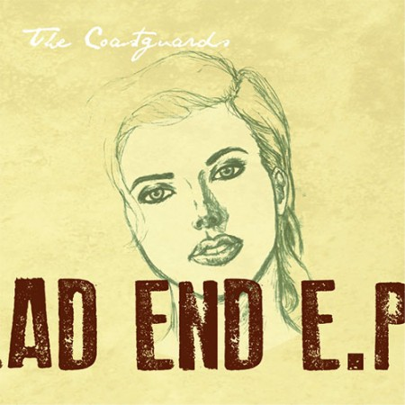 "The Coastguards ""The Dead End E.P"" 7""inch Vinyl"