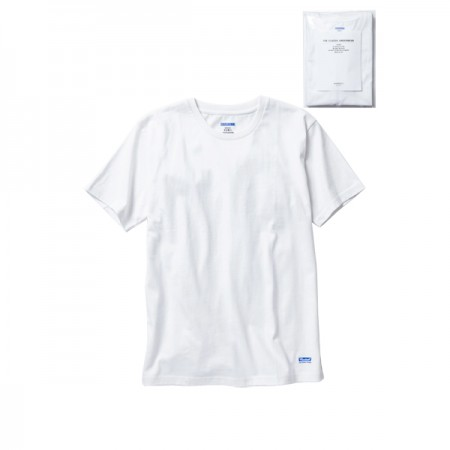 "RADIALL 2枚セット Tシャツ ""2PAC BASIC-T"" (White)"
