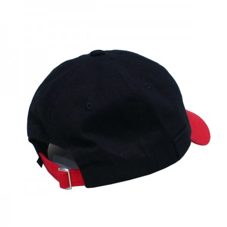 "JHF キャップ ""HAPPY PLACE DAD HAT"" (Black/Red)"