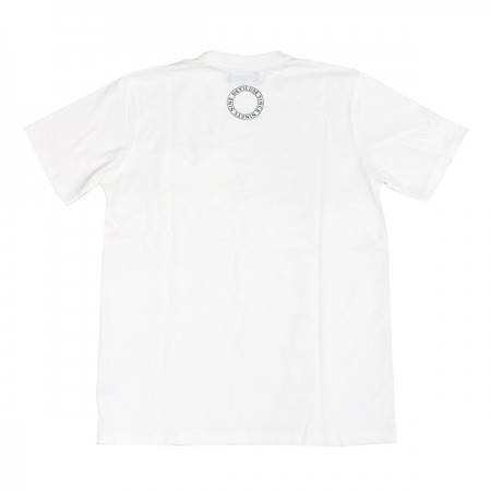 "Deviluse Tシャツ ""FLASH HEART POCKET TEE"" (White)"