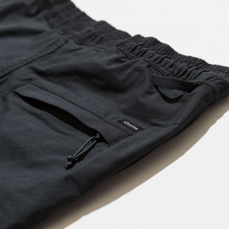"BRIXTON ショーツ ""B-SHIELD HYBRID TRUNK"" (Black)"