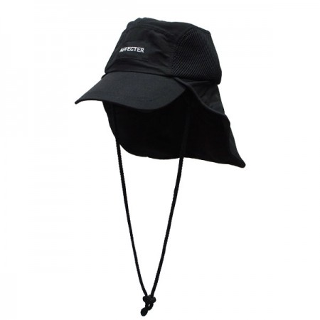 "AFFECTER キャップ ""ANTI BURN CAP"" (Black)"