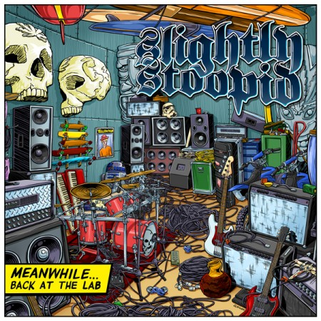 "slightly stoopid ""Meanwhile...Back At The Lab"""