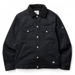 "CRIMIE ジャケット ""BOBBY 2 BOA JACKET"" (Black)"
