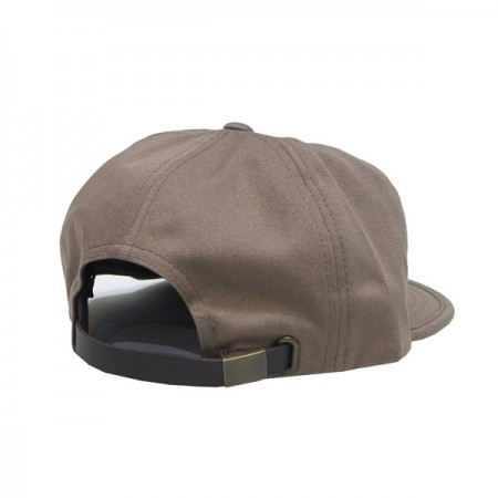 "BRIXTON キャップ ""LANGLEY CAP"" (Washed Mocha)"
