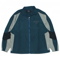 "Deviluse ジャケット ""NYLON TRACK JKT"" (Green/Gray)"