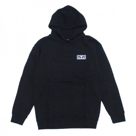 "OBEY パーカ ""NO ONE PULLOVER HOOD"" (Black)"