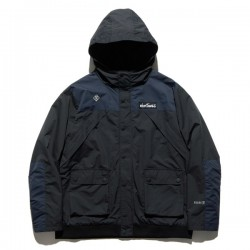 "ROARK REVIVAL x WILDTHINGS ジャケット ""TREKMAN JACKET"" (Black)"