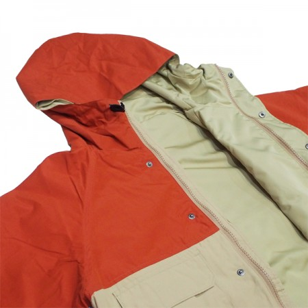 "★30%OFF★ RADIALL ""RED WOOD MOUNTAIN PARKA"" Orange"