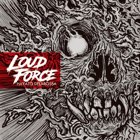 "HAYATO DELAROSSA ""Loud Force"" MIX CD"
