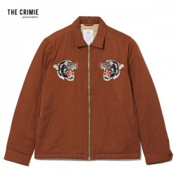 "CRIMIE ジャケット ""CR VIETNAM JACKET"" (Brown)"